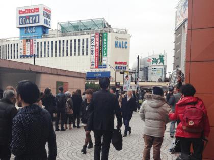 キレイモ新宿西口店03