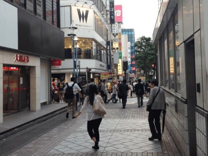 キレイモ横浜西口店ルート02