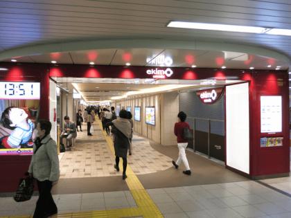 キレイモ梅田店ルート02