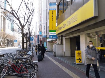 キレイモ博多駅前店ルート02