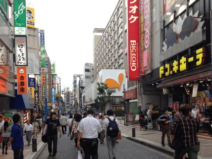 キレイモ横浜西口店ルート03
