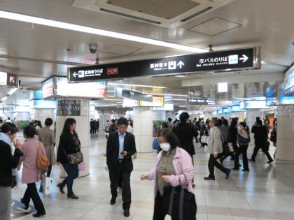 キレイモ梅田店ルート03