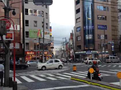 キレイモ横浜西口店ルート04