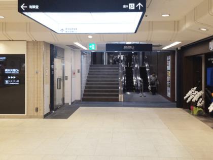 キレイモ横浜駅前店ルート04