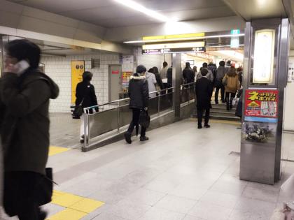 キレイモ阪急梅田駅前ルート06