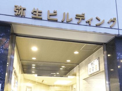 キレイモ銀座店ルート03