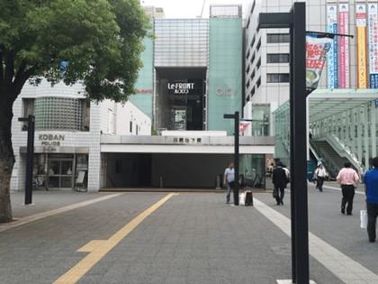 キレイモ川崎店ルート03