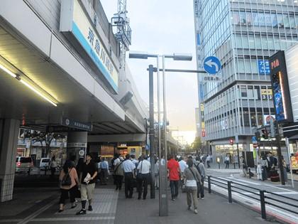 キレイモ川崎店京急ルート01
