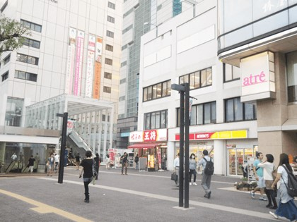 キレイモ川崎店京急ルート04