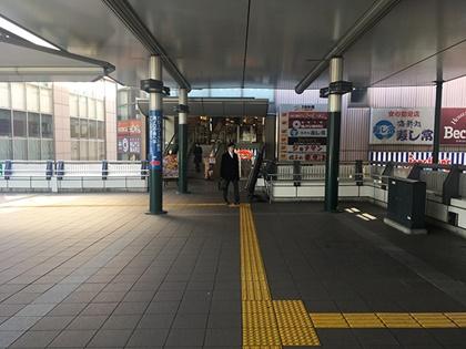 キレイモ溝の口駅前店ルート02
