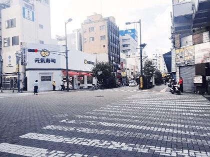 キレイモ宇都宮東武駅前店のルート2